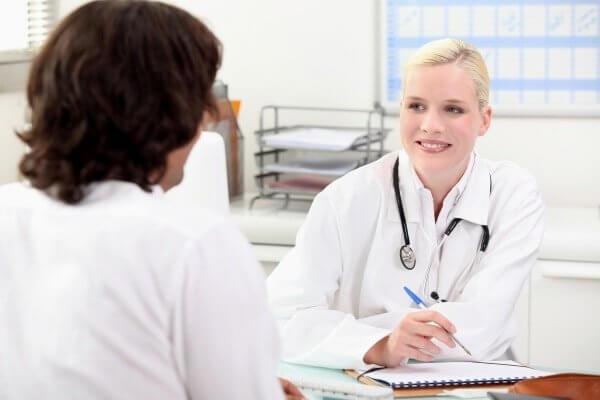 доктор назначит физиопроцедуры